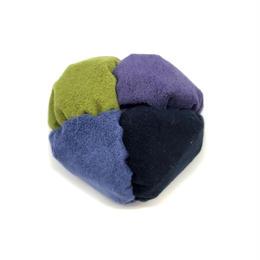 fuwafuwa〈紺×抹茶×紫×紺藍〉
