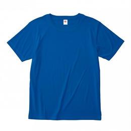 【Natural Smaile】HYBRID T-SHIRT(Royal Blue)/ハイブリッドTシャツ(ロイヤルブルー)