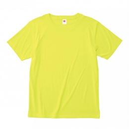 【Natural Smaile】HYBRID T-SHIRT(Neon Yellow)/ハイブリッドTシャツ(ネオンイエロー)