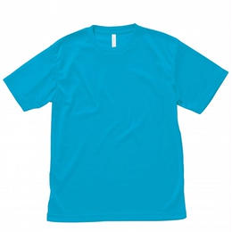 【Natural Smaile】LIGHTDRY T-SHIRT(Turquoise)/ライトドライ Tシャツ(ターコイズ)