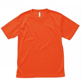 【Natural Smaile】LIGHT DRY T-SHIRT(Orange)/ライトドライ Tシャツ(オレンジ)