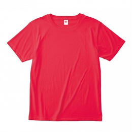 【Natural Smaile】HYBRID T-SHIRT(V Red)/ハイブリッド Tシャツ(V レッド)