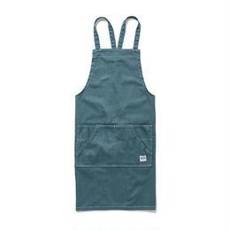 【 Lee】BIB APRON(Green)/胸当て エプロン(グリーン)