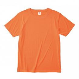 【Natural Smaile】HYBRID T-SHIRT(Neon Orange)/ハイブリッドTシャツ(ネオンオレンジ)