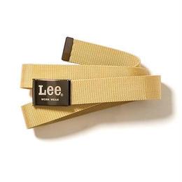【Lee】BELT(Beige)/ベルト ナイロン(ベージュ)