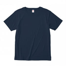 【Natural Smaile】HYBRID T-SHIRT(Navy)/ハイブリッドTシャツ(ネイビー)