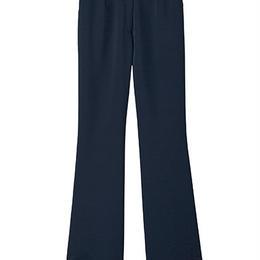 【Natural Smaile】LADIES BOOTCUT PANTS(Navy)/レディスブーツカットパンツ(ネイビー)