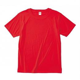 【Natural Smaile】HYBRID T-SHIRT(Red)/ハイブリッドTシャツ(レッド)