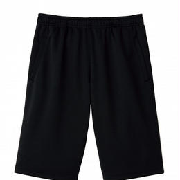 【Natural Smaile】HALF PANTS(Black)/ハーフパンツ(ブラック)