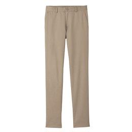 【Natural Smaile】MENS STRAIGHT PANTS(Beige)/メンズストレートパンツ(ベージュ)