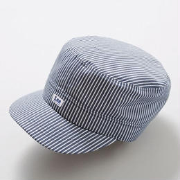 【Lee】WORK CAP(White×Blue)/ワークキャップ(ホワイト×ブルー)
