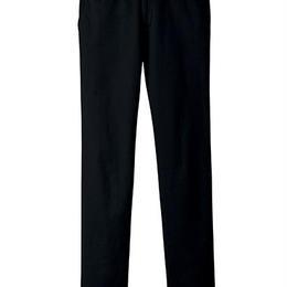 【Natural Smaile】LADIES STRAIGHT PANTS(Black)/レディス ストレートパンツ(ブラック)