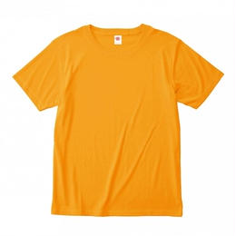 【Natural Smaile】HYBRID T-SHIRT(V Yellow)/ハイブリッド Tシャツ(V イエロー)