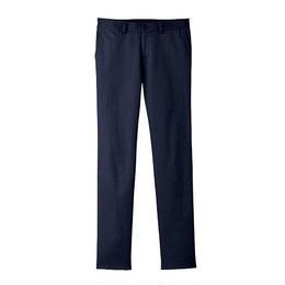 【Natural Smaile】LADIES STRAIGHT PANTS(Navy)/レディスストレートパンツ(ネイビー)