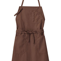 【Natural Smaile】2WAY APRON(Brown)/2ウェイエプロン(ブラウン)