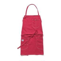 【 Lee】2WAY APRON(Red)/2ウェイ エプロン(レッド)