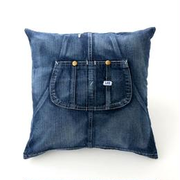 【ForWORKERS×Lee】 CUSHION COVER/OVERAALL  クッションカバー/オーバーオール