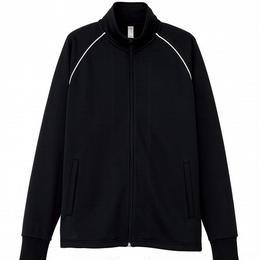 【Natural Smaile】TRAINING JACKET(Black)/トレーニングジャケット(ブラック)
