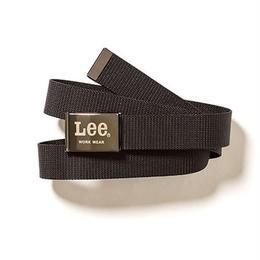 【Lee】BELT(Black)/ベルト ナイロン(ブラック)