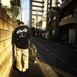 """King Of Conscious『墨』""L/S-T"