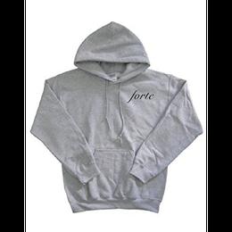 forte18-19 Mini Logo Hoodie (Gray) - General Price