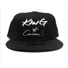 "forte / NEWERA CUSTOM""King Of Conscious""CAP (9FIFTY-Snap Back Type)"