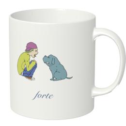 """forte Mug Vol.2""""Vs Dog"""""""