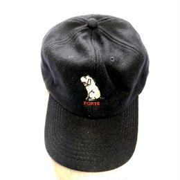 """forte""""Dog""""Wool Cap (English Navy)"""