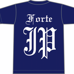 forte.JP Numbering T-shirts-NAVY-General price