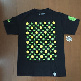 "FMHI & RAY JR. COLLAB ""420"" THE BASH LIMITED EDITION TEE"