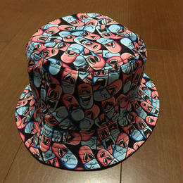 ilovepainkiller pill case bucket hat