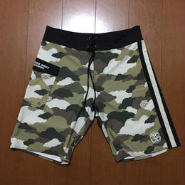 FMHI Cloud Camo Board Shorts
