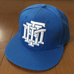 FMHI STACKED HAT Blue