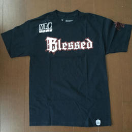 "FMHI ""MAX HOLLOWAY BLESSED OE""  TEE (Navy)"