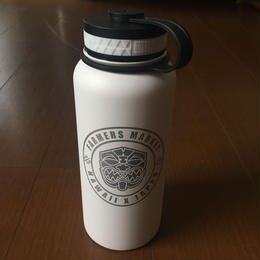 FMHI x FMHI JAPAN JAPAN EXCLUSIVE Flask by 808HI-DR8(White Pikake)