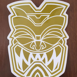 "FMHI 3.0 AKUA ""GOLD"" fast slap stickers"