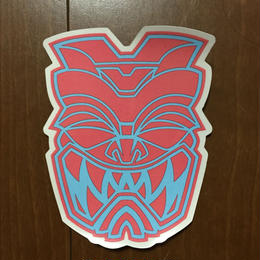 "FMHI 3.0 AKUA ""Cotton Candy"" fast slap stickers"