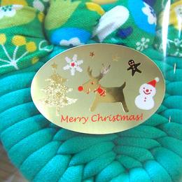 クリスマス ステッカー A