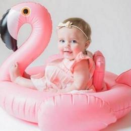 flamingo 浮き輪