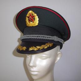 中国人民解放軍 陸軍07式将校用制帽