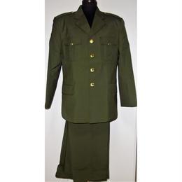 中国人民解放軍陸軍87式制服上下セット