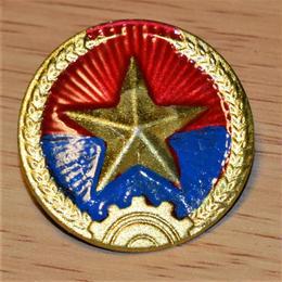 ベトナム人民軍帽章