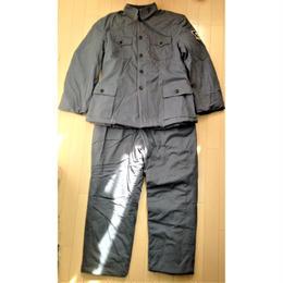 中国八路軍冬綿衣服上下セット(複製品)