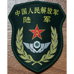 中国人民解放軍15式部隊章※各種あり