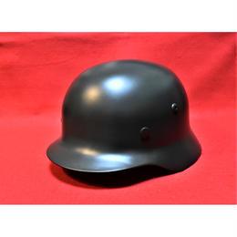 WW2ドイツ軍M35ヘルメット(鉄製レプリカ)グレー