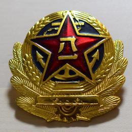 中国人民解放軍八七式制帽用帽章(海軍)