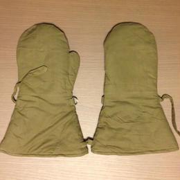 【実物】中国人民解放軍50式防寒グローブ