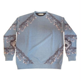 【SALE 20%OFF】 SWASH CREW NECK SWEAT SHIRT