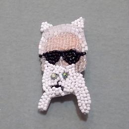 【marianne batlle】 KARL CAT