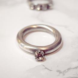 【Soierie】one bijou ring (1pc)